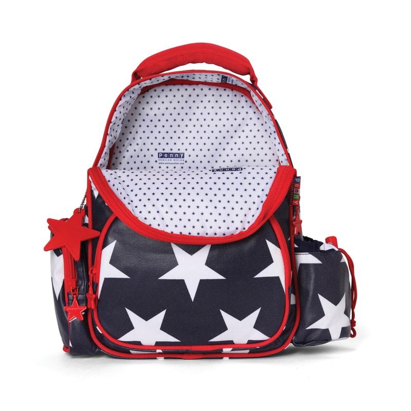 Dětský batoh střední - hvězdy - Penny Scallan - Batůžky a batohy ... dd25c16523