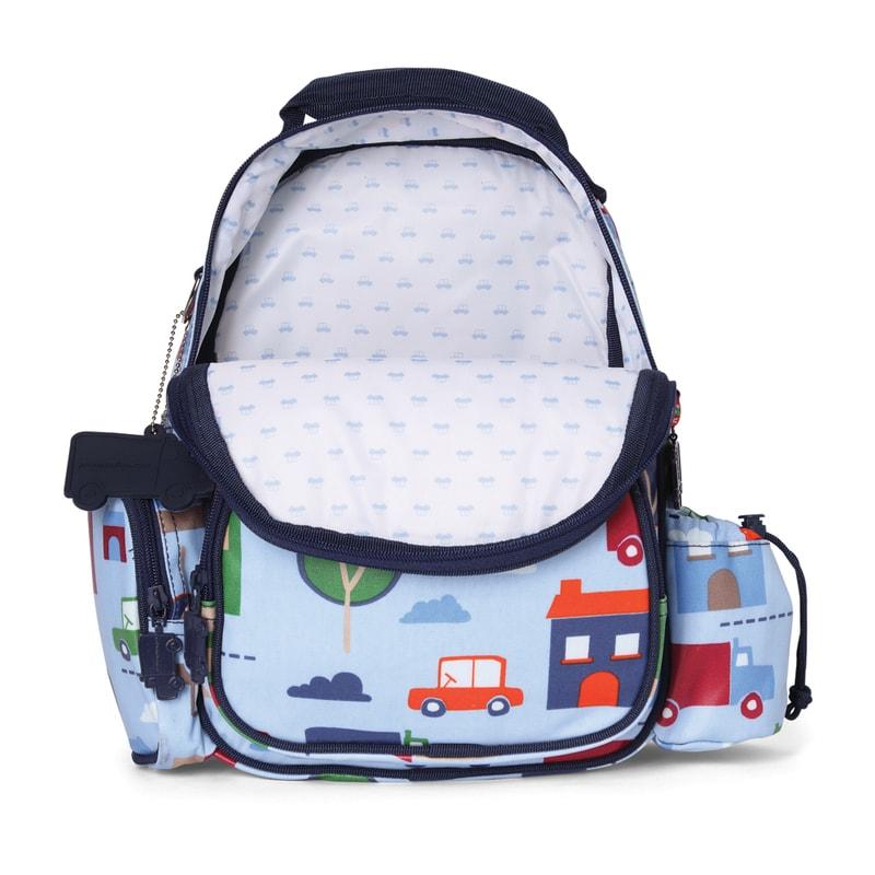 Dětský batoh střední - město - Penny Scallan - Batůžky a batohy ... e63b6f8478