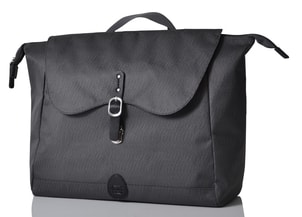 NELSON šedočerná - přebalovací taška i batoh baf64bb5dcd